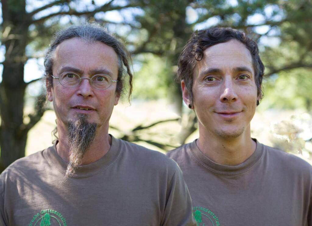 Ralf Kretzer-Felske und Michael Kremer
